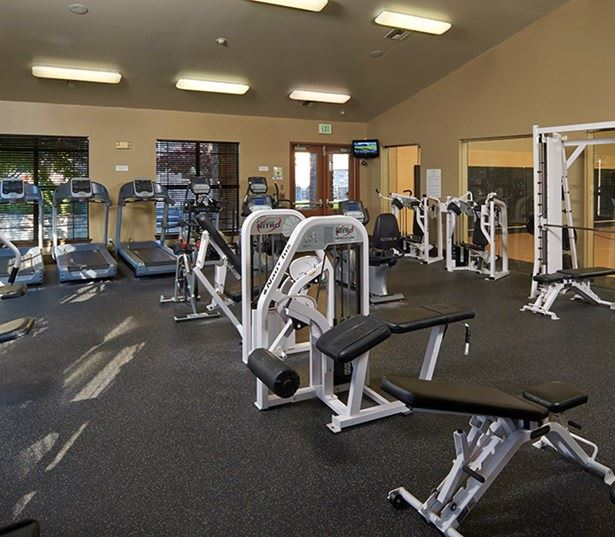 Aurora apartments near Cherry Creek Trail - Coyote Ranch Fully Equipped Fitness Center