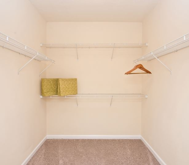 Midtown apartments near Piedmont Healthcare - Gramercy at Buckhead walk-in closet