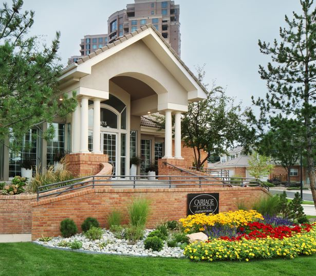 The Apartments At Denver Place: Hampden South Apartments