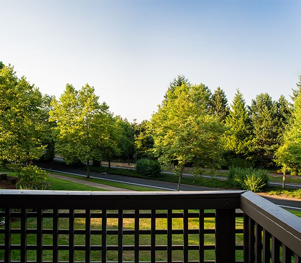 Rosemont Park Apartments for Rent in West Linn OR - Cascade Summit - balcony and patio