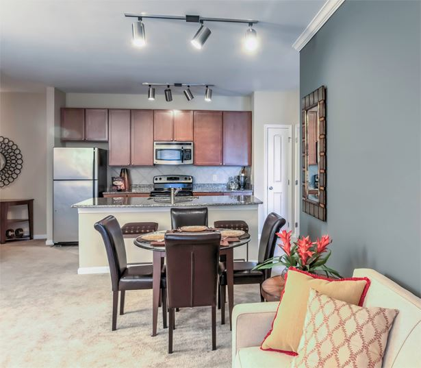 Chancery Village apartments in rtp nc - Open floor plans