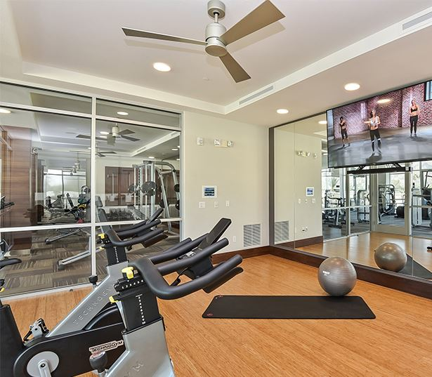 Arcadia Phoenix apartments - Citrine Fitness Studio