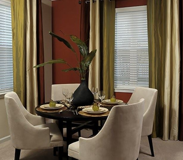 Cary Apartments in Research Triangle Park - Chancery Village Spacious dining area