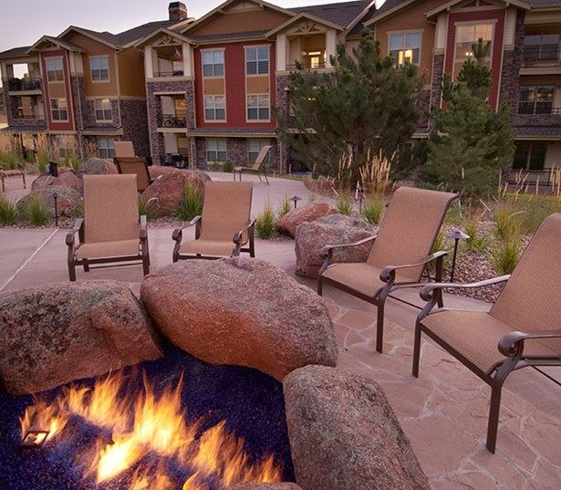 Southlands apartments & townhomes - The Sanctuary At Tallyn's Reach Two cozy outdoor fire pits
