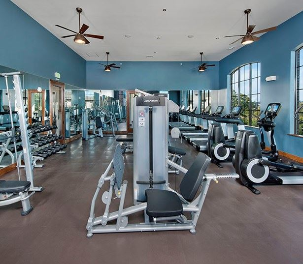 Brentwood Apartments for rent in Franklin - Cadence Cool Springs state of the art fitness center