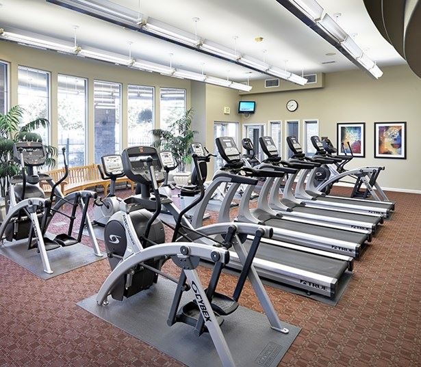 apartments in lone tree near Western Union for rent - The Meadows At Meridian fitness center