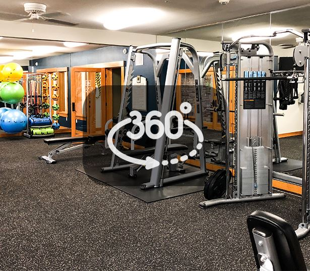 Sammamish WA rentals - Boulder Creek Indoor racquetball court yoga studio fitness center