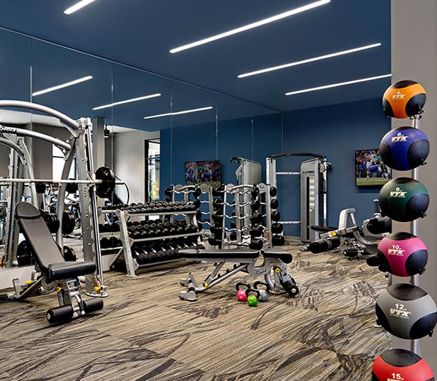 2700 Charlotte fitness center - apartments in west nashville tn