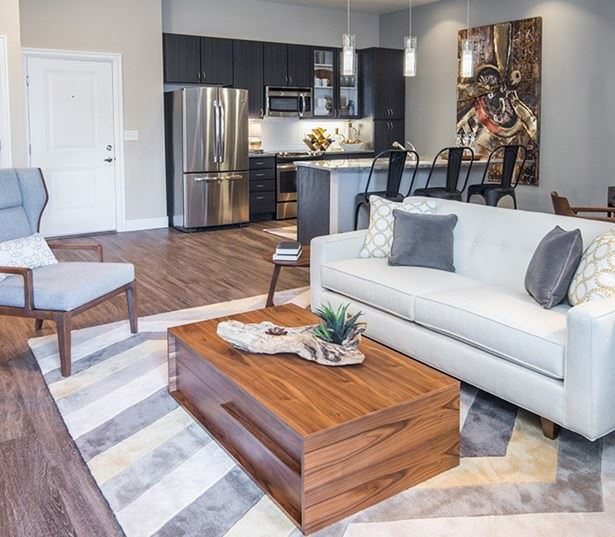 Hartley Flats Spacious floor plans with high ceilings Denver CO - RiNo