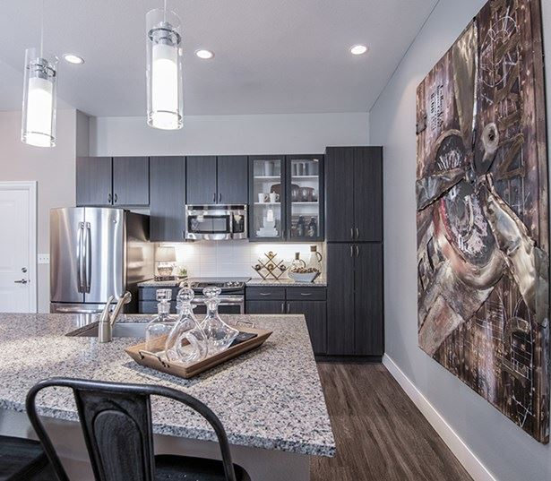Hartley Flats Modern Pendant Lighting Denver CO - LoDo