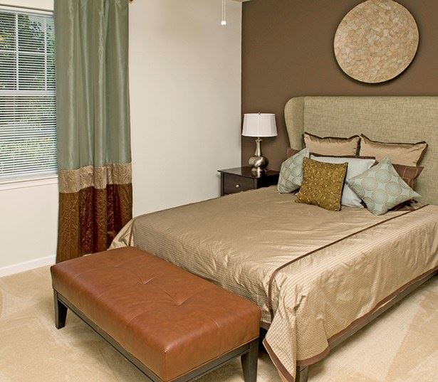 Highlands at Dearborn Spacious Bedroom Interior Peabody MA - North Shore