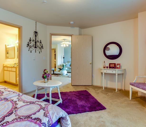 Quatama Crossing apartments near West Union Elementary - Spacious second bedrooms