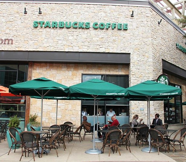 apartments in the domain austin tx - Addison at Kramer Station walking distance to Starbucks