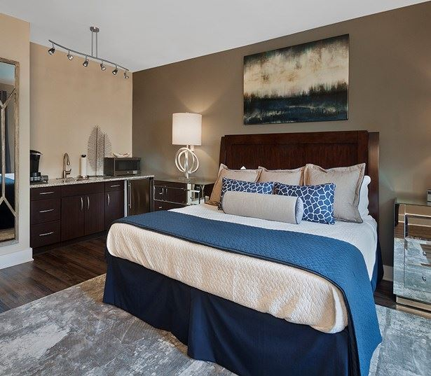 Marshall Park apartments in Central Rleigh - Gorgeous guest suite available for out of town visitors