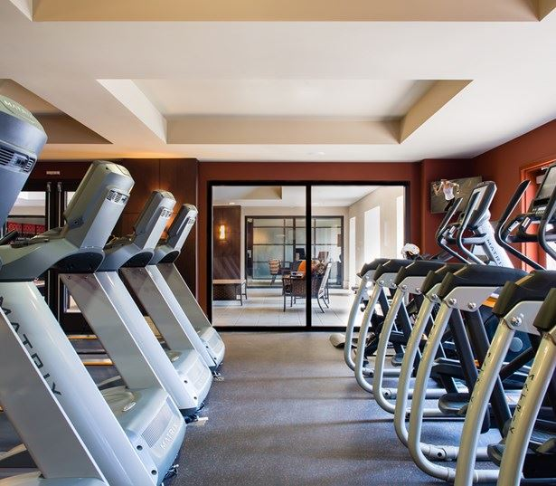 San Diego apartments near Montgomery Field - Mira Bella Fitness Center