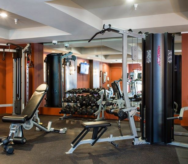 Naval Base San Diego apartments for rent - Mira Bella Fitness Center