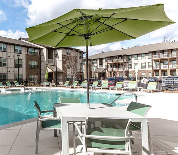 Apartments for rent near Sugarloaf, GA - Artisan Station Apartments Pool