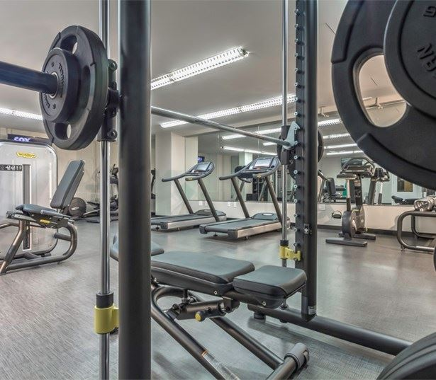 Pearson Square Apartments - Nova apartments for rent - Fitness Center