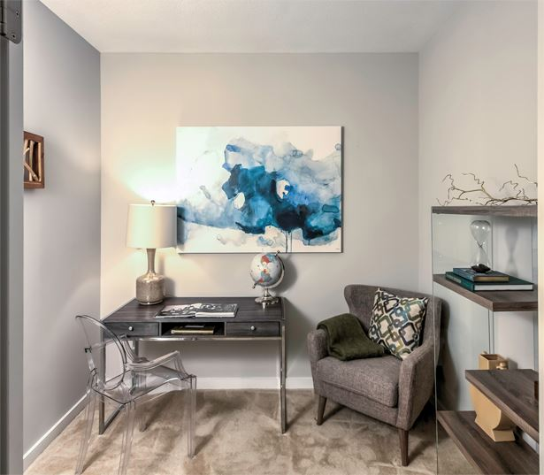 Apartments for rent in Falls Church - Pearson Square Apartments - large studies