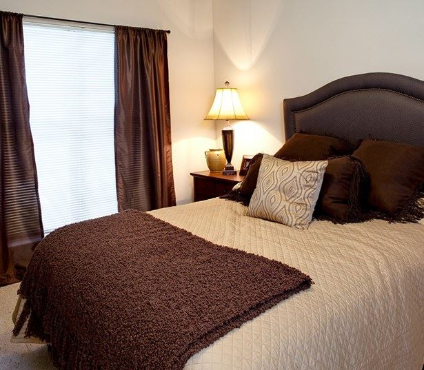 Round Rock apartments - The Ranch Apartments Large master bedrooms with walk in closets