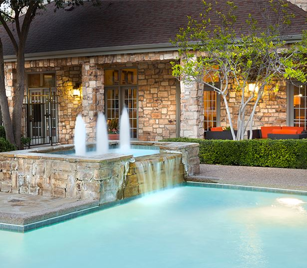 Villas at Stonebridge Ranch - Expansive swimming pool - McKinney ISD Apartments
