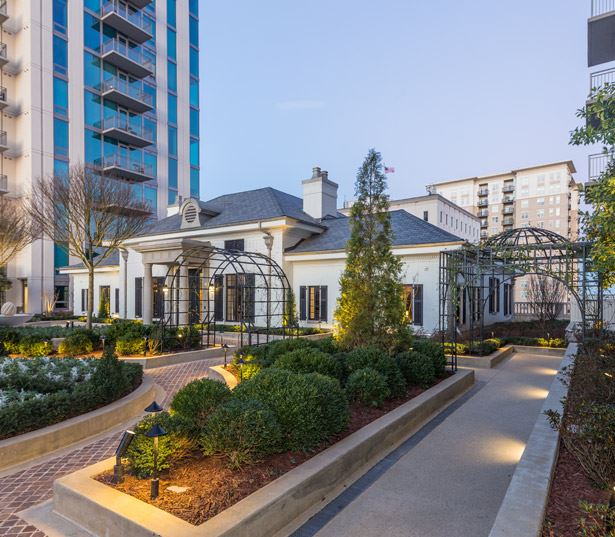 Apartments for rent in Buckhead - The Mansion at The Residence Buckhead Atlanta
