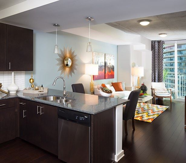 Victory Park Apartments: SkyHouse Dallas