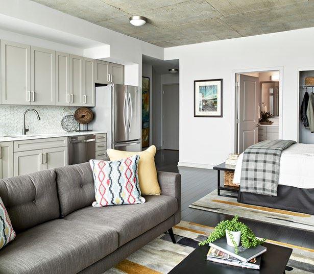 Gallery Music Row Apartments In Midtown Skyhouse Nashville