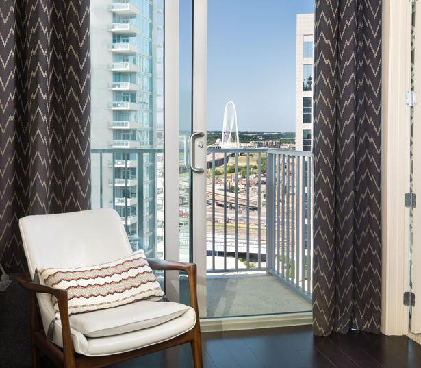 Victory Park Apartments Dallas Texas