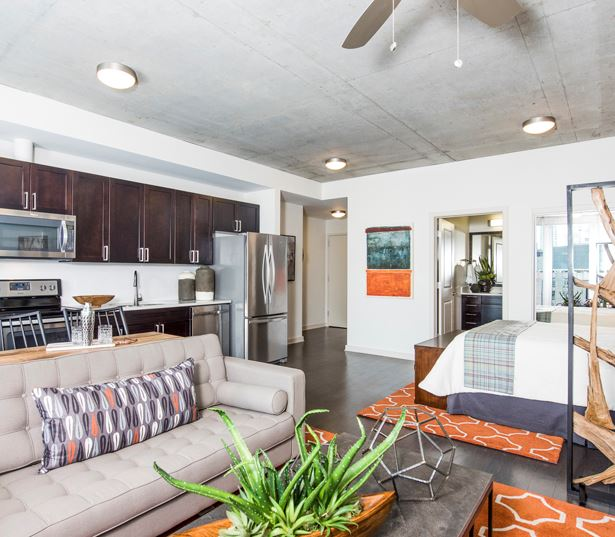 Apartments for rent in Downtown Denver - SkyHouse Denver floor plans