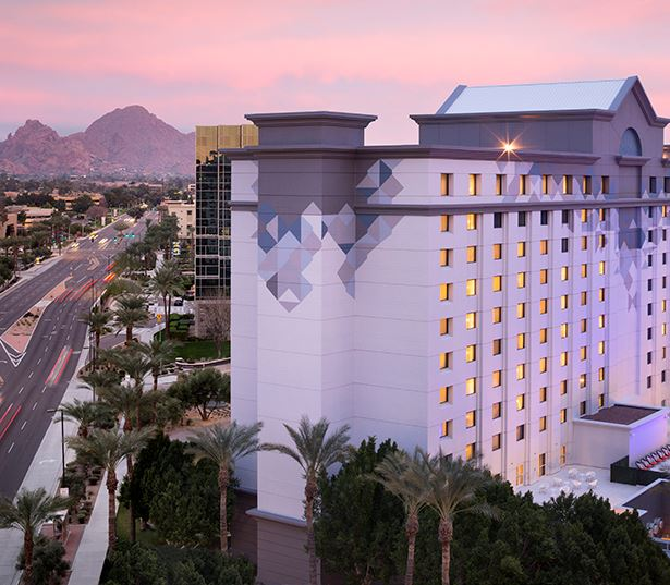 New apartments phoenix az - District at Biltmore Short walk to new The Camby Hotel
