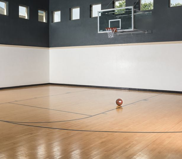 Cedar Park apartments for rent - The Ranch Apartments - Basketball Court