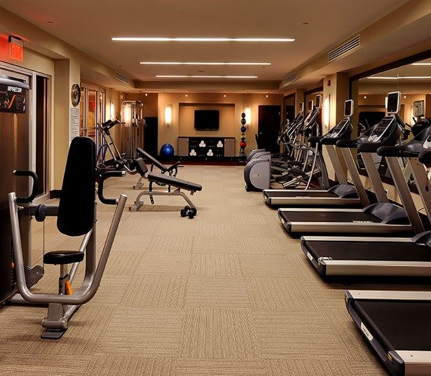 The Reserve At Tysons Corner State of the art fitness center - Apartments in Vienna VA near PwC