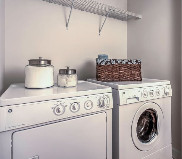 Mclean apartments for rent in VA - The Reserve at Tysons Corner Full-size washer and dryer