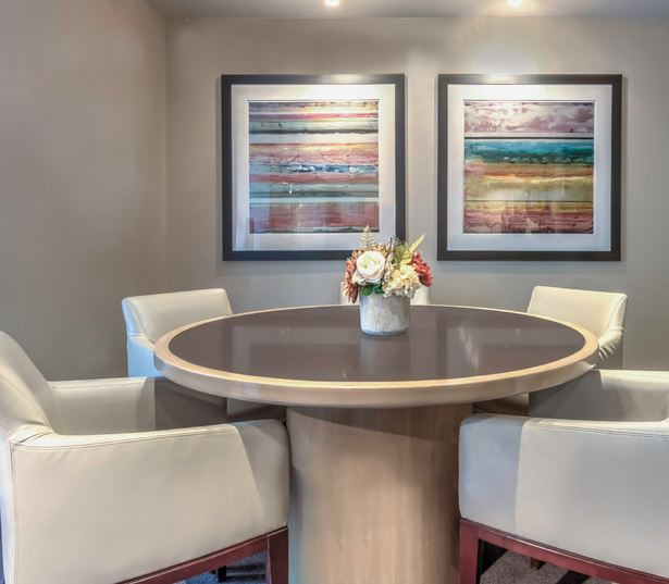 Apartments in Tysons Corner VA near Fannie Mae - The Reserve at Tysons Corner conference