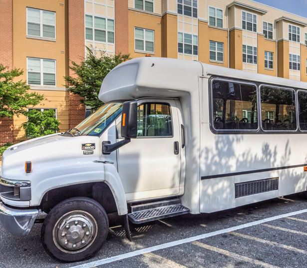 Mosaic District apartments for rent - The Reserve at Tysons Corner Complimentary shuttle