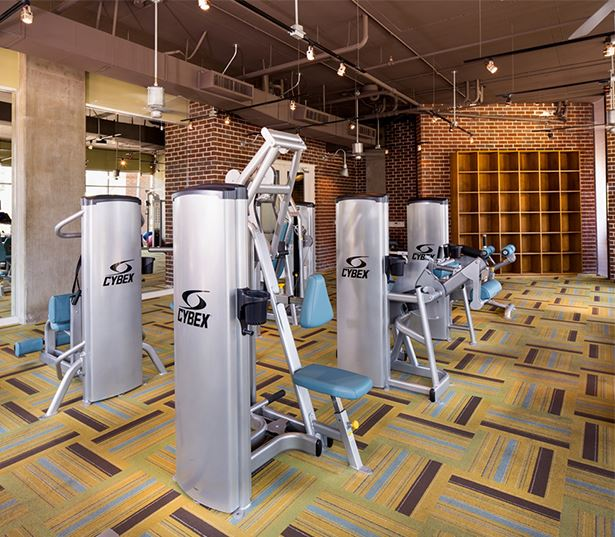 2125 Yale 24 hour Fitness Center Houston TX - The Heights