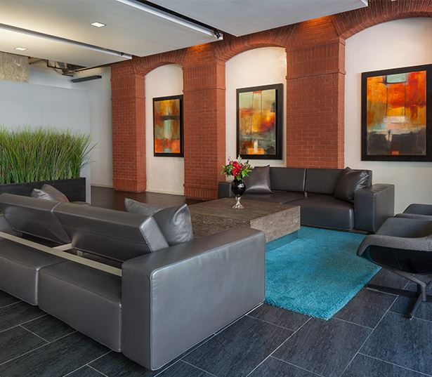 Zoso Flats - Lobby - North Arlington, VA Apartments