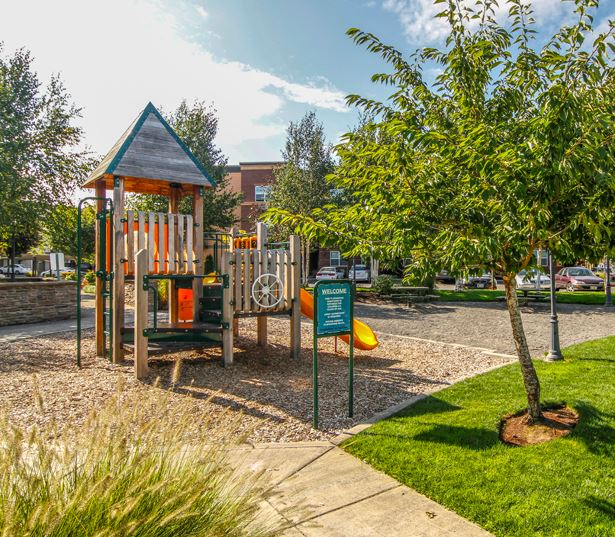 Apartments for rent in Hillsboro, OR near Intel - Nexus at Orenco Station - Playground