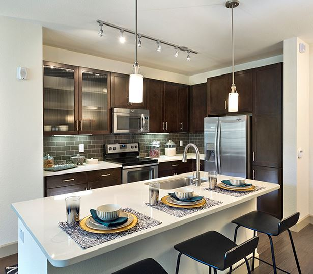 Citrine Apartments for rent in Scottsdale, AZ - Upgraded kitchen - Mayo Clinic Phoenix