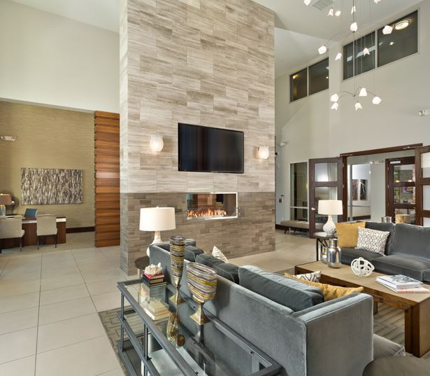 Citrine apartments for rent in Scottsdale, AZ - Clubhouse and leasing center