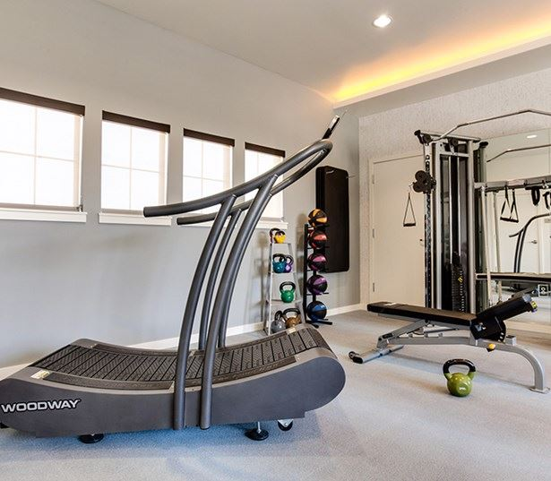 Beaverton OR Apartments For Rent - Victory Flats Unique woodway treadmill for running enthusiasts