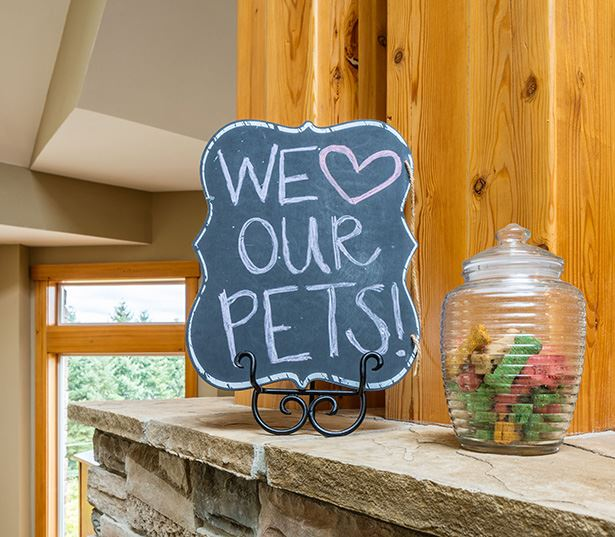 Sammamish WA apartments near Starbucks - Boulder Creek is pet friendly