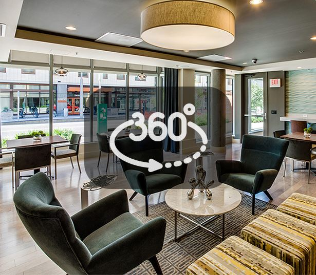 Portland, OR Apartments for rent in South Waterfront - The Matisse Updated resident Wi-Fi lounge