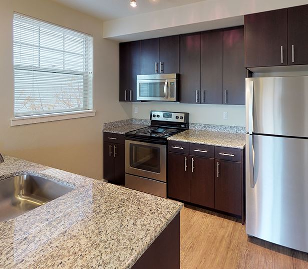 Victory Flats at Elmonica Station Apartments - Beaverton, OR - 11F2 Floor Plan