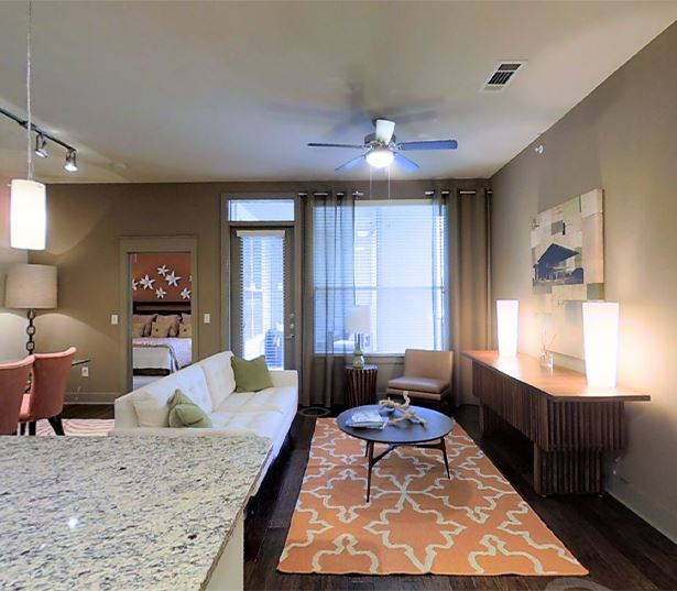 The Icon at Ross Uptown Dallas Apartments - 22F2 Floor Plan Virtual Tour