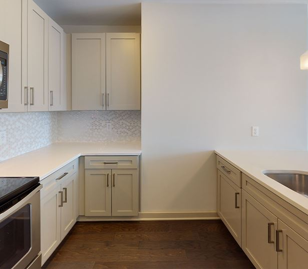 Apartments for rent in Nashville - SkyHouse Nashville 33F5 / 3 Bedrooms / 3 Bathrooms / 1415 SF