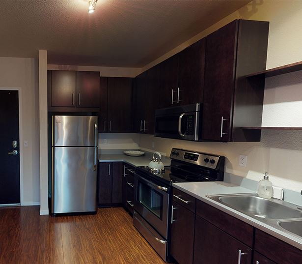 Flux Apartments for Rent in Minneapolis - A5 Floor Plan