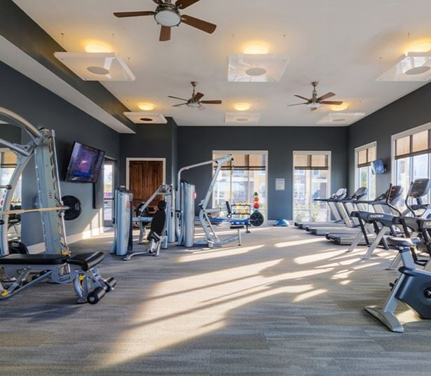 Lake Vue Apartments for Rent in Orlando, FL - Fitness Center Virtual Tour