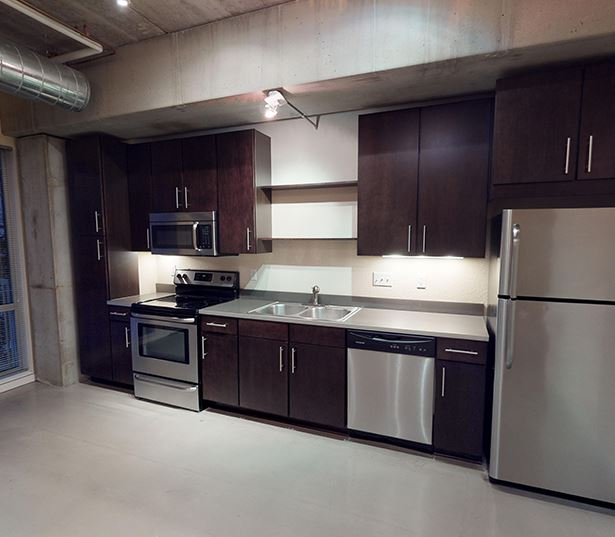 Uptown Minneapolis Apartments for Rent - Flux Apartments - S5 Floor Plan